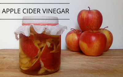 7 Benefits of Homemade Apple Cider Vinegar & Simple Recipe