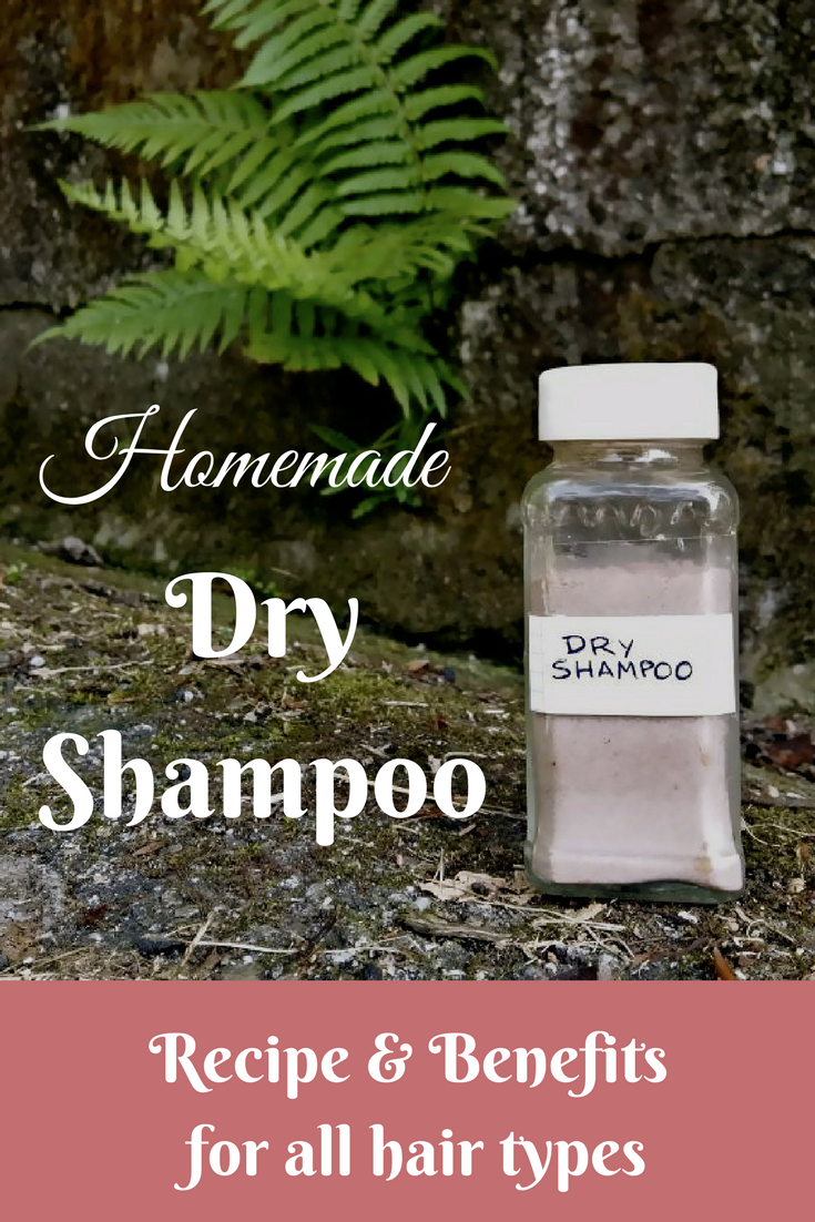 Homemade Dry Shampoo- Naturally in Italy