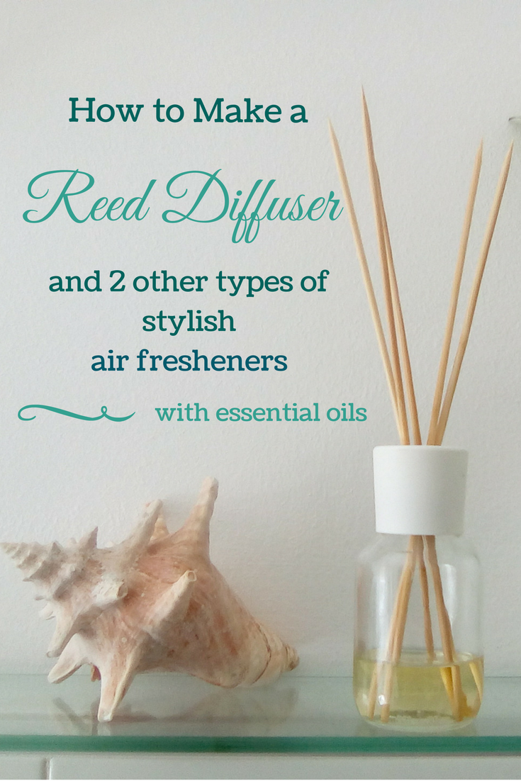 3 Homemade and Stylish Air Fresheners - Naturally in Italy