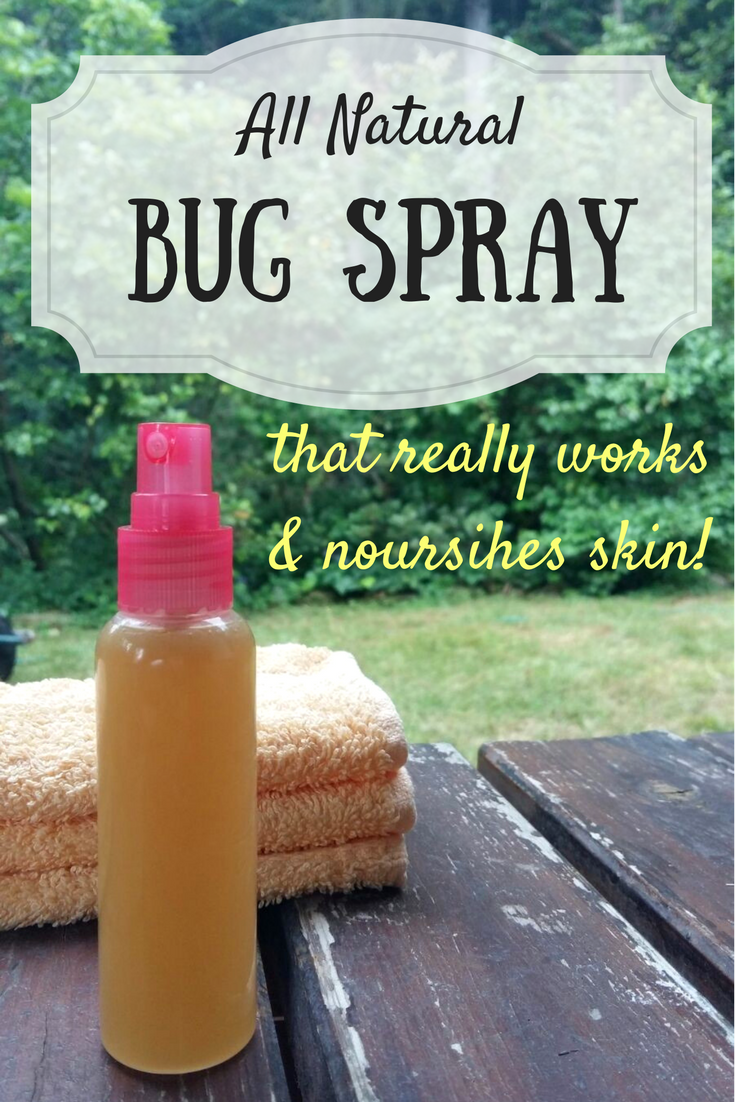 BUG SPRAY - Naturally in Italy
