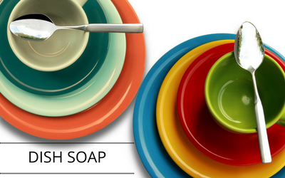 The Best DIY Soap-free Dish Soap