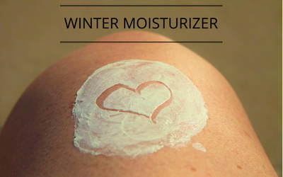 Winter Moisturizer Naturally in Italy