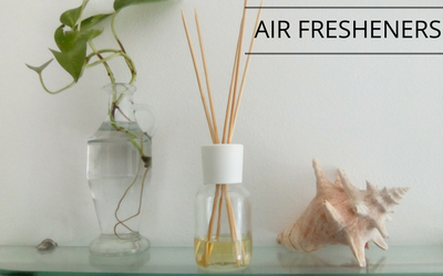 3 Homemade and Stylish Air Fresheners